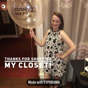 Other - Thanks for shopping my closet!